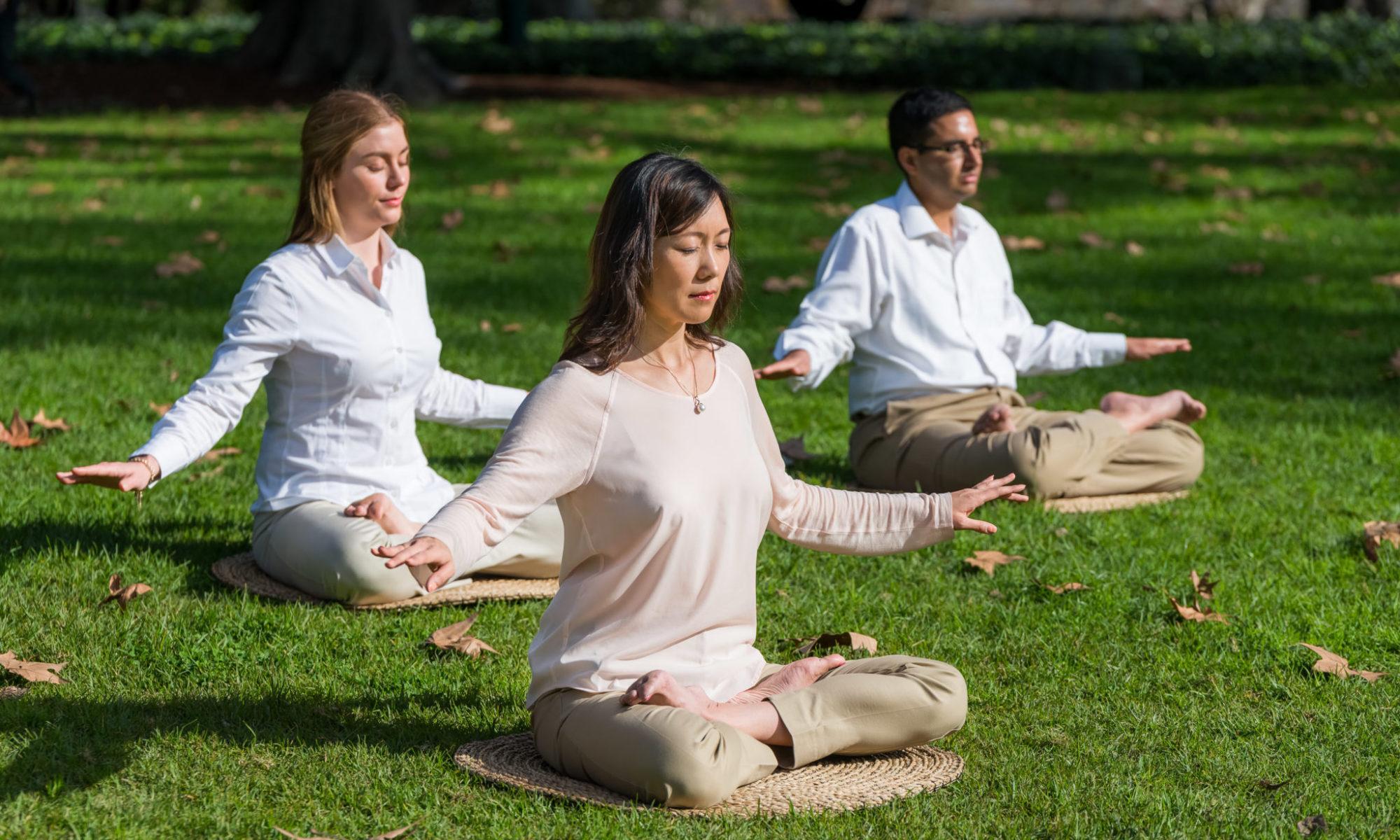 Falun Gong meditation, Australia